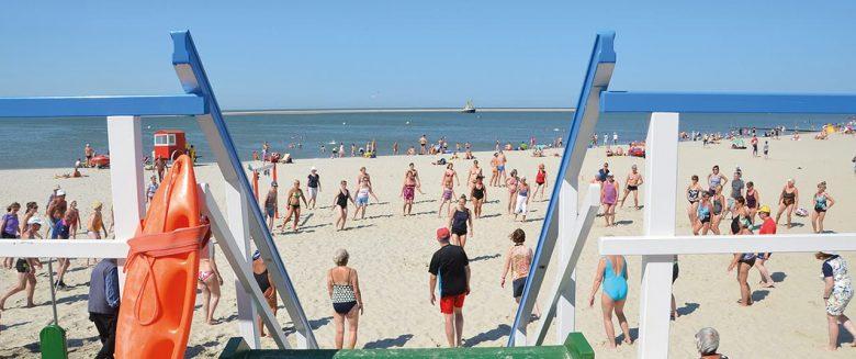 Strandsport im Überblick