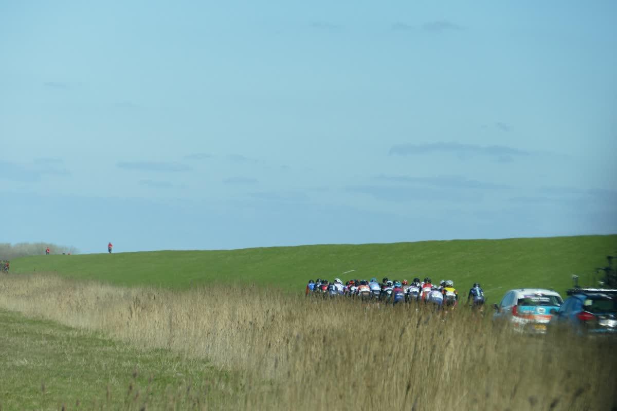HAT Radrennen auf Borkum