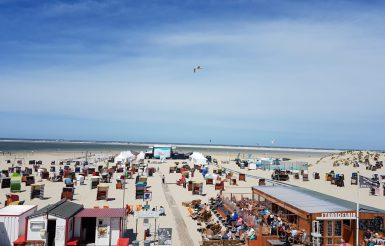 Beach Days Borkum am Nordstrand