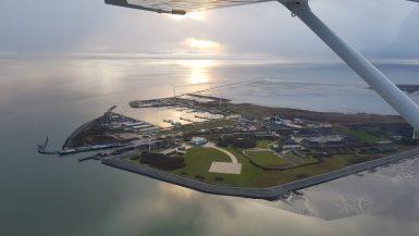 Borkum Hafen