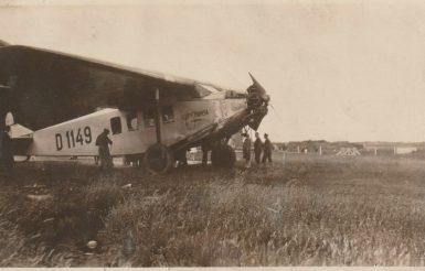 Lufthansa auf Borkum