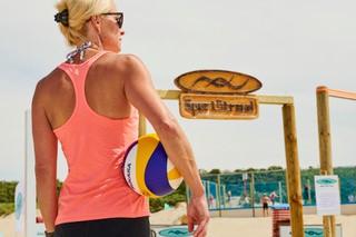 Beachvolleyball und vieles mehr